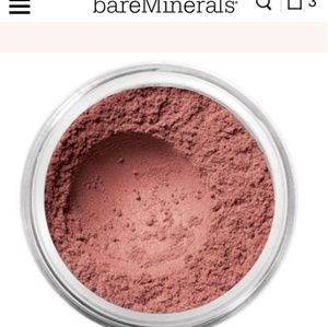 """BareMinerals Loose Powder Blush in shade """"Lovely"""""""